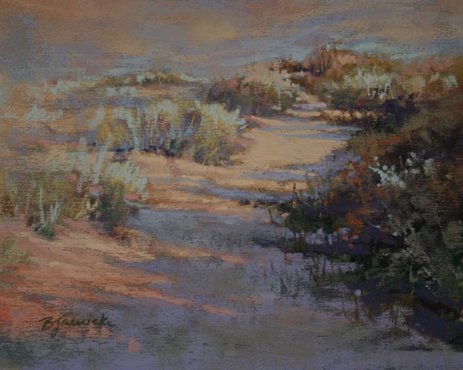 """After the Storm"" original fine art by Barbara Jaenicke"
