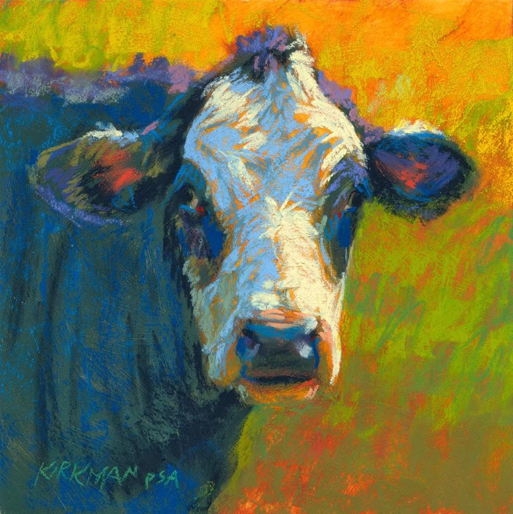 """Guinness"" original fine art by Rita Kirkman"