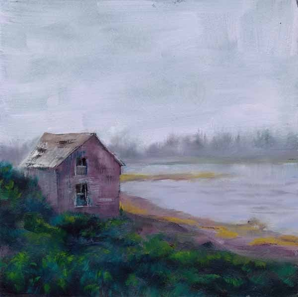 """Better Days"" original fine art by Brenda Ferguson"