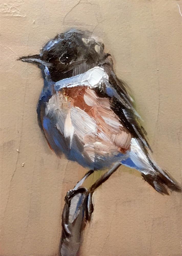 """Keeping Watch"" original fine art by Gary Bruton"