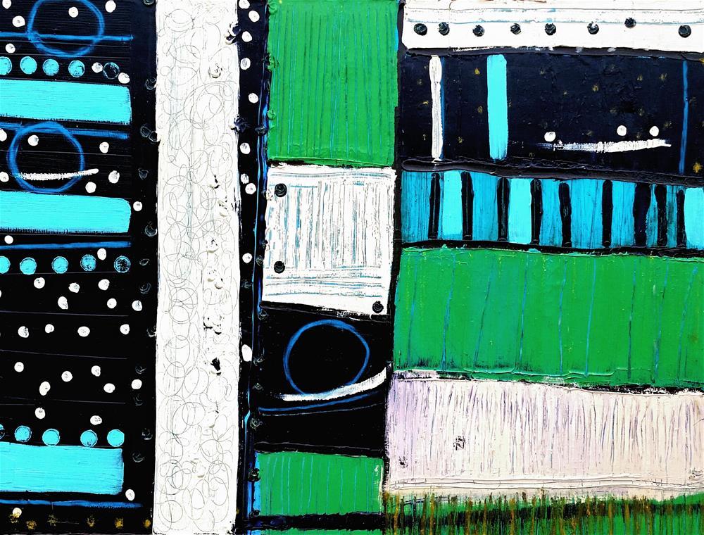 """""""Star Gaze"""" original fine art by Christy Tremblay"""