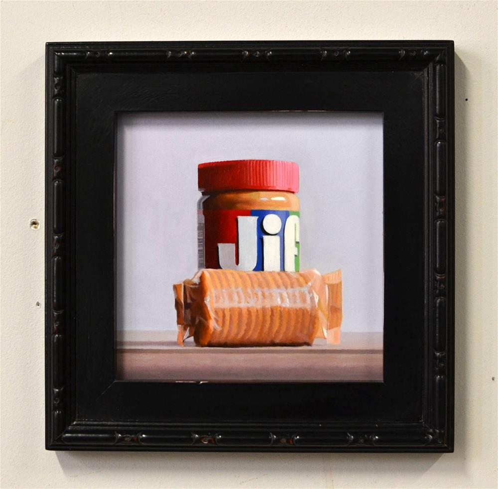 """""""Old Friends"""" original fine art by Brian Burt"""