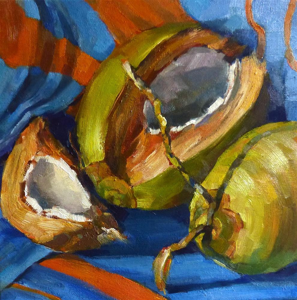 """Orchard Harvest #8"" original fine art by Katya Minkina"