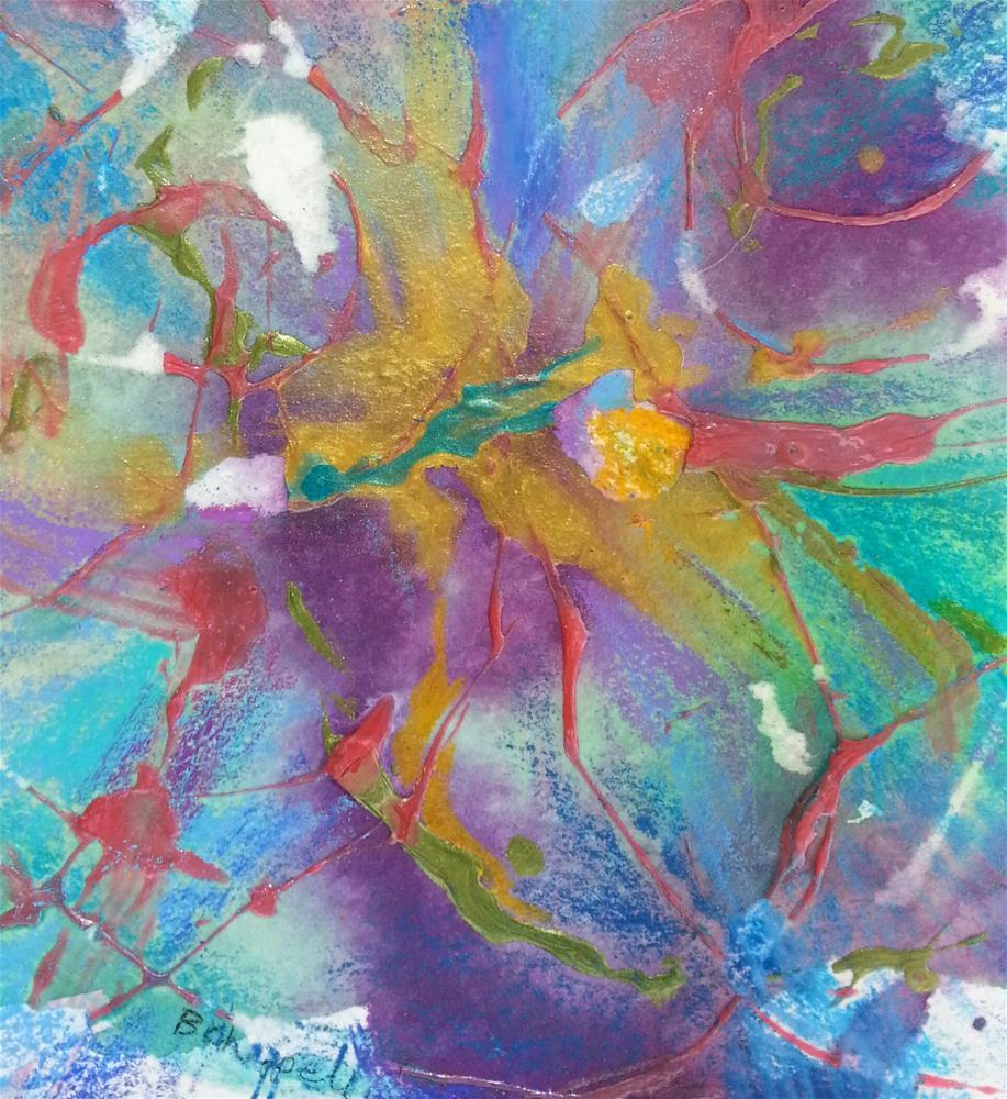 """""""Dance"""" original fine art by Becky Chappell"""