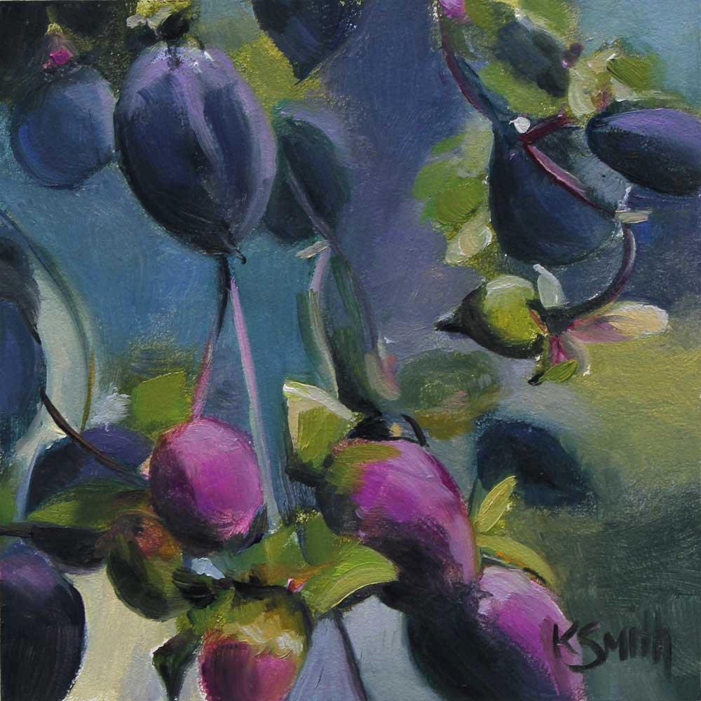 """quiet"" original fine art by Kim Smith"