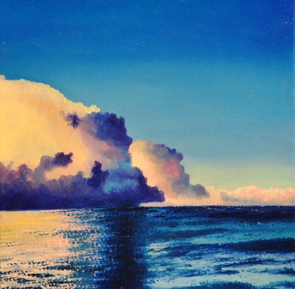 """""""LAGUNA MORNING"""" original fine art by Gerald Schwartz"""