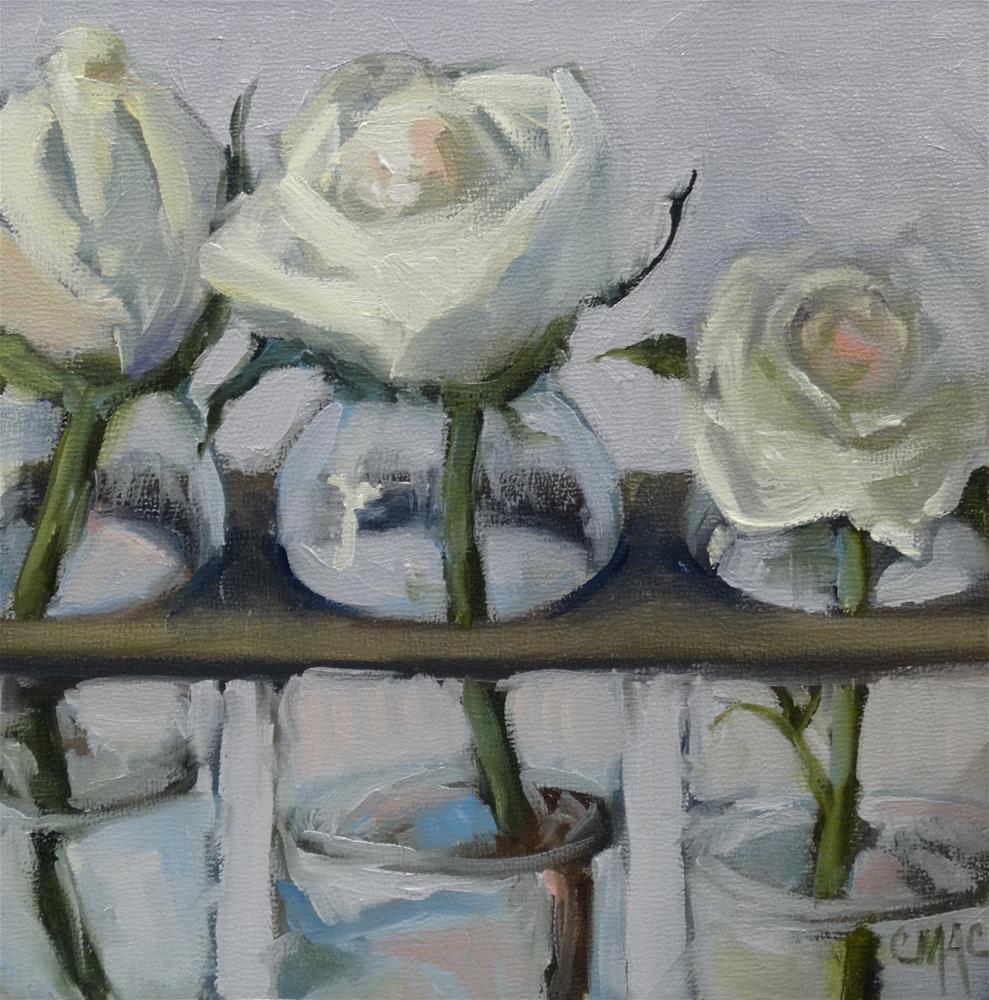 """Transcendence"" original fine art by Carolyn McDonald"