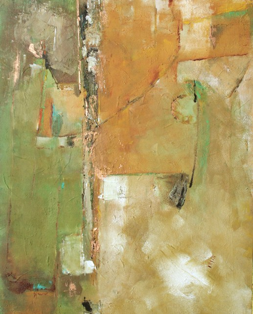 """Nuance"" original fine art by Elizabeth Chapman"