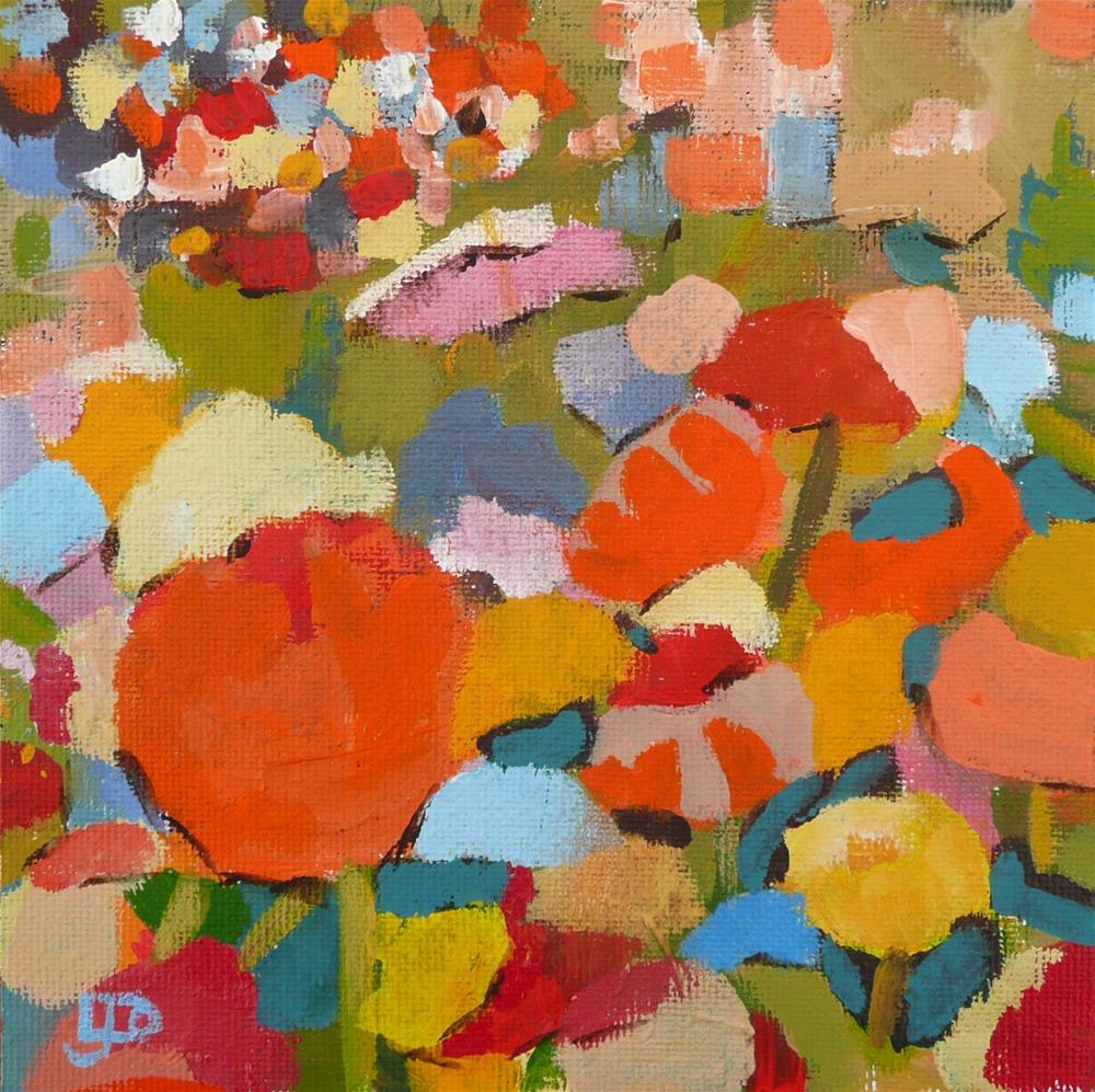 """Colour Highlights"" original fine art by Leanne Owen"