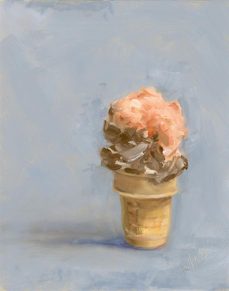 """""""the cone zone I"""" original fine art by Susanne Billings"""