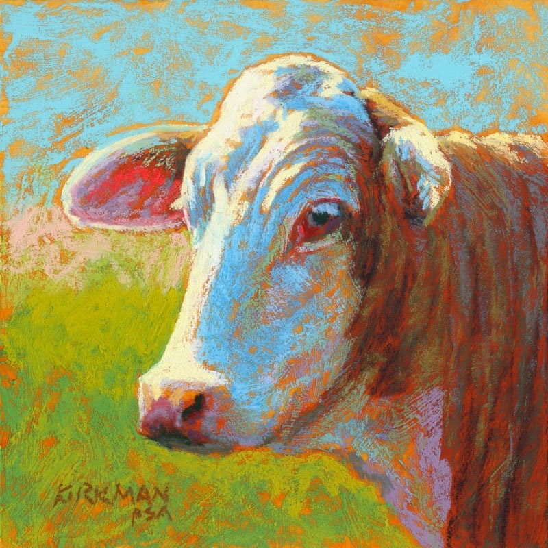"""Grace - day 26 (Happy Thanksgiving!)"" original fine art by Rita Kirkman"