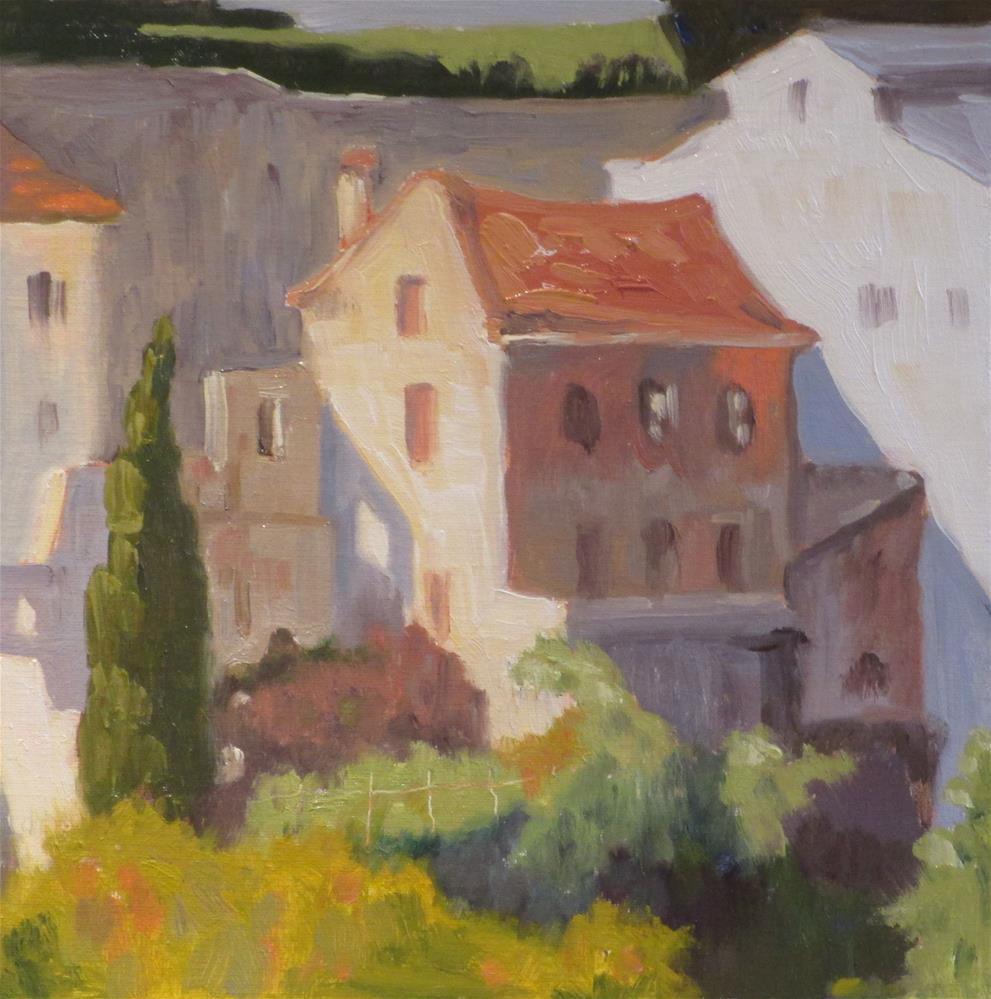 """Sintra"" original fine art by Judy Elias"