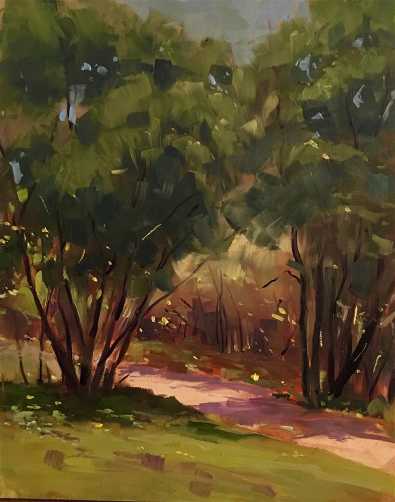 """#333 Minnesota May"" original fine art by Patty Voje"