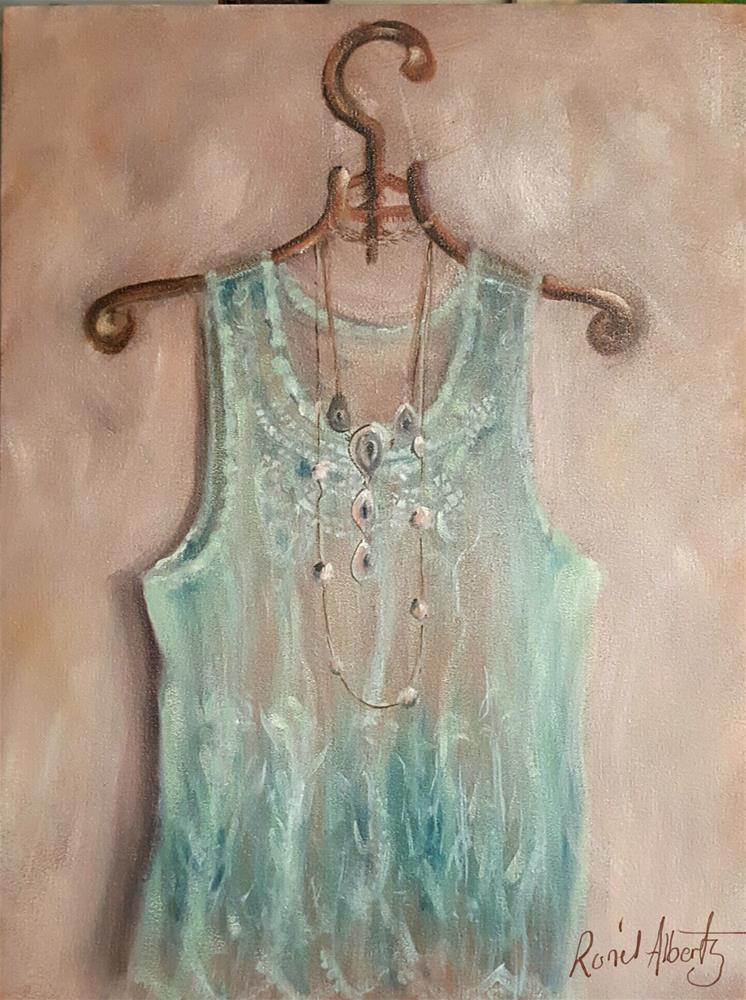 """ROMANTIC AFFAIR"" original fine art by Ronel Alberts"