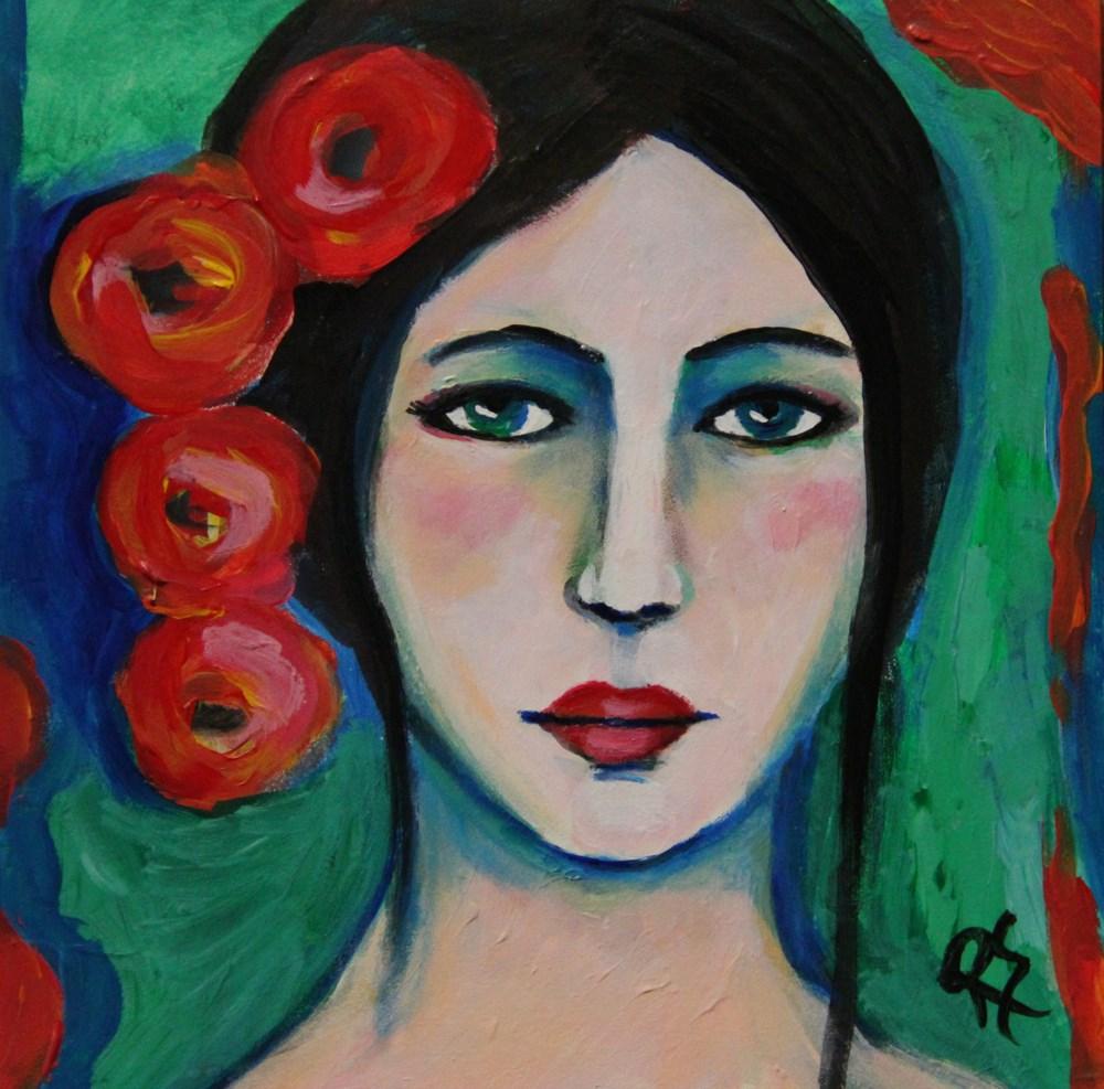"""Catalina"" original fine art by Roberta Schmidt"