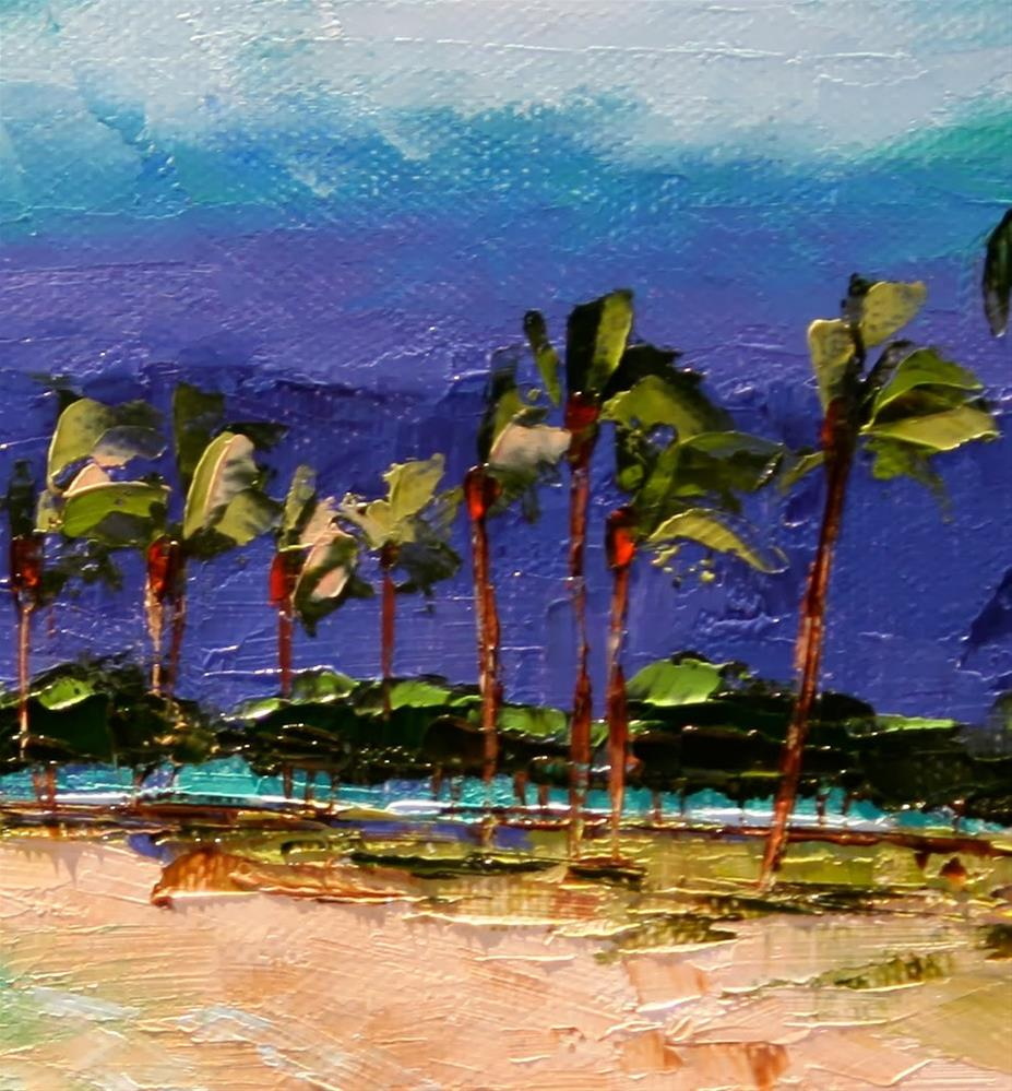"""Thirty Paintings in 30 Days - Day Eight"" original fine art by Leslie Saeta"