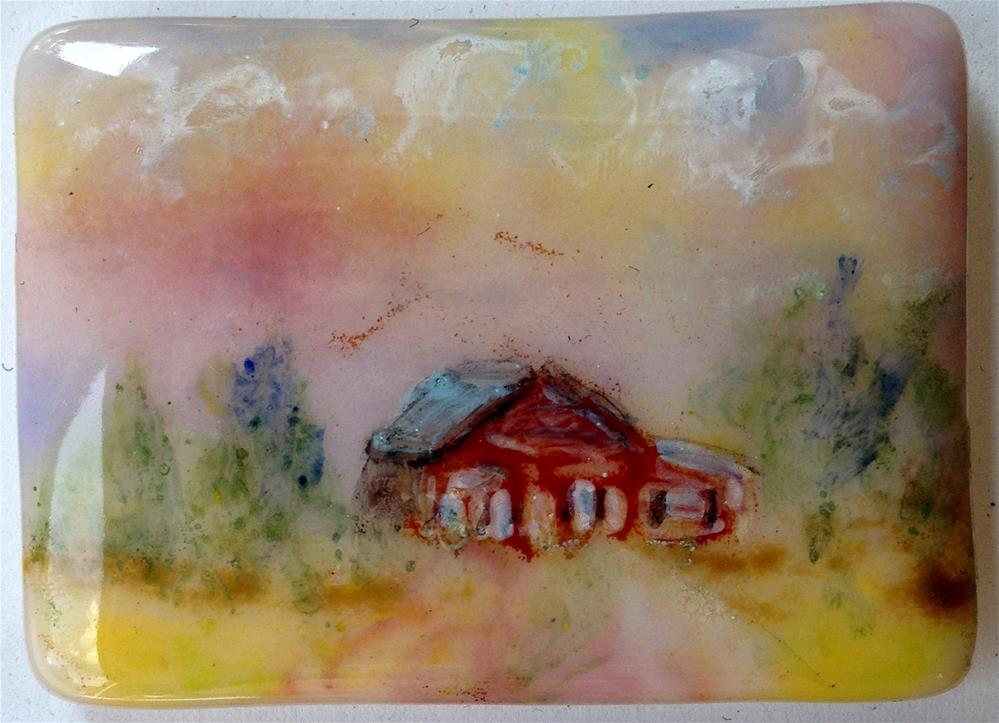 """Sanctuary"" original fine art by Kristen Dukat"