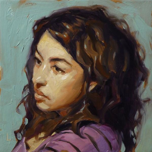 """Brackish"" original fine art by John Larriva"