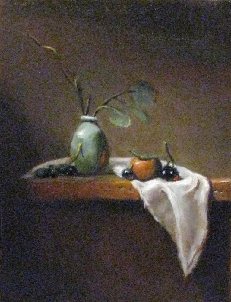 """""""light wash"""" original fine art by tom dawson"""