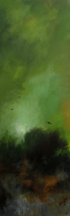"""""""Secrets"""" original fine art by ~ces~ Christine E. S. Code"""
