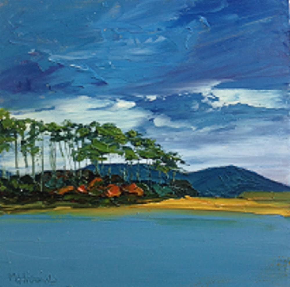 """""""Connemara #2"""" original fine art by Marie O' Higgins"""