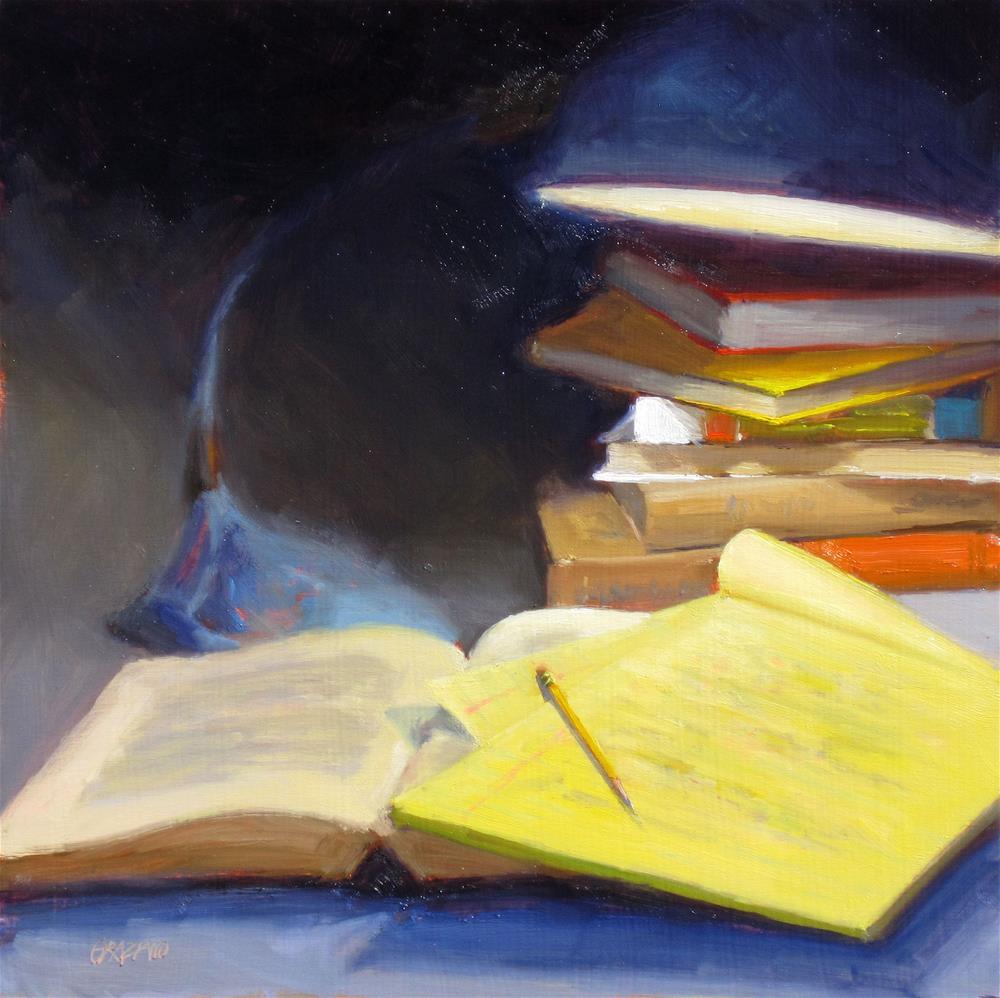 """""""illumination"""" original fine art by Dan Graziano"""