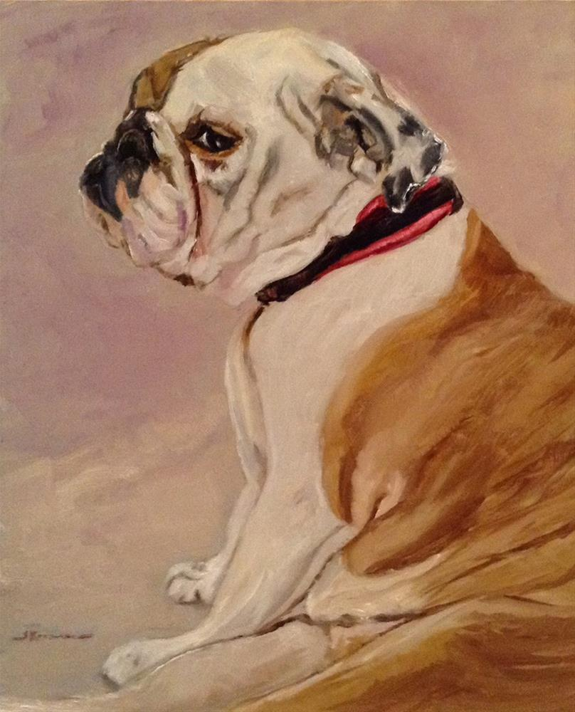 """Maxie"" original fine art by Shelley Koopmann"