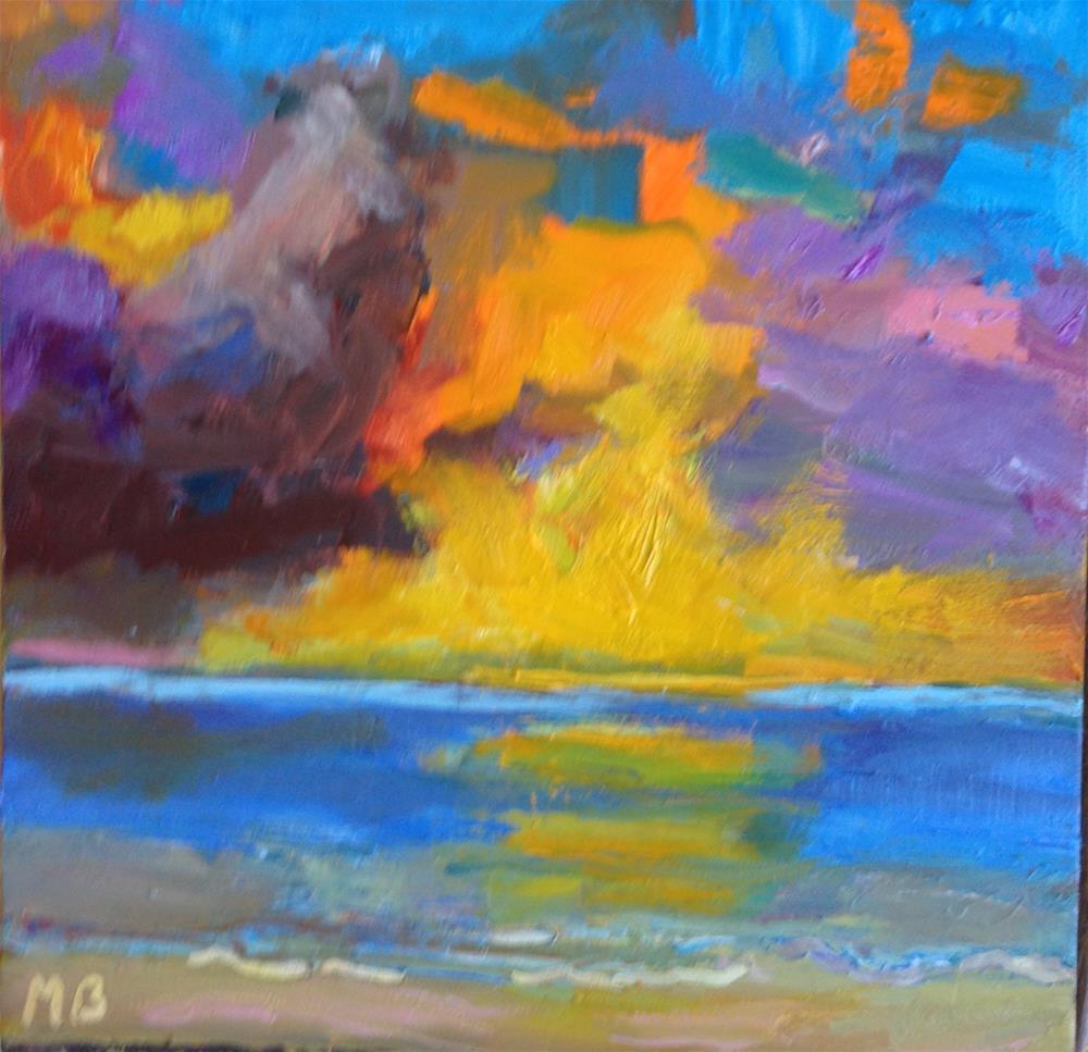 """After the Storm"" original fine art by Marcia Bergtholdt"