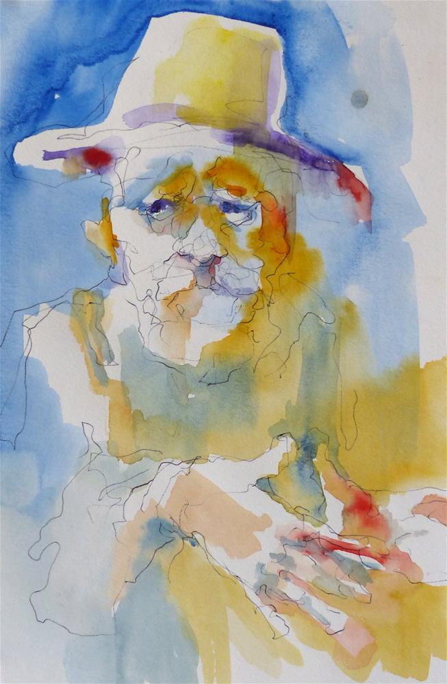 """sketchbook7"" original fine art by Katya Minkina"