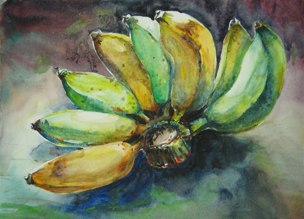 """""""fruit"""" original fine art by Wenqing Xu"""