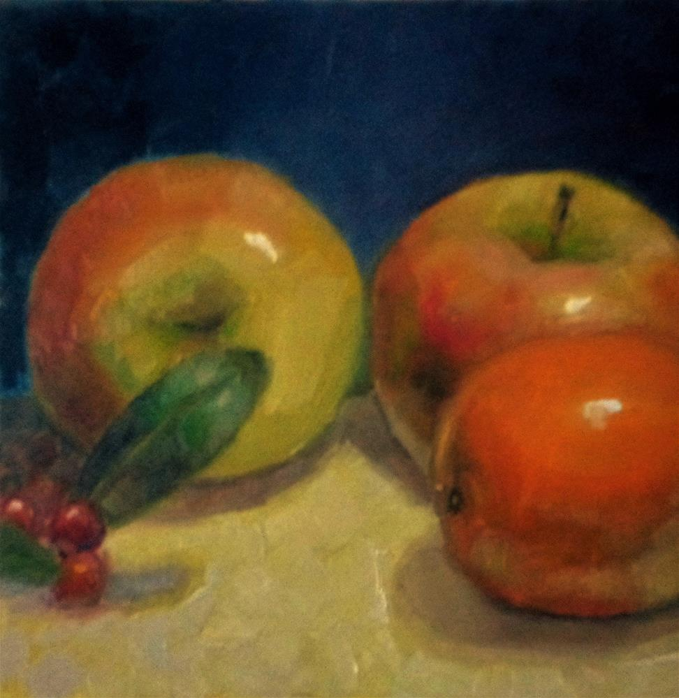 """Still life"" original fine art by Maria Z."