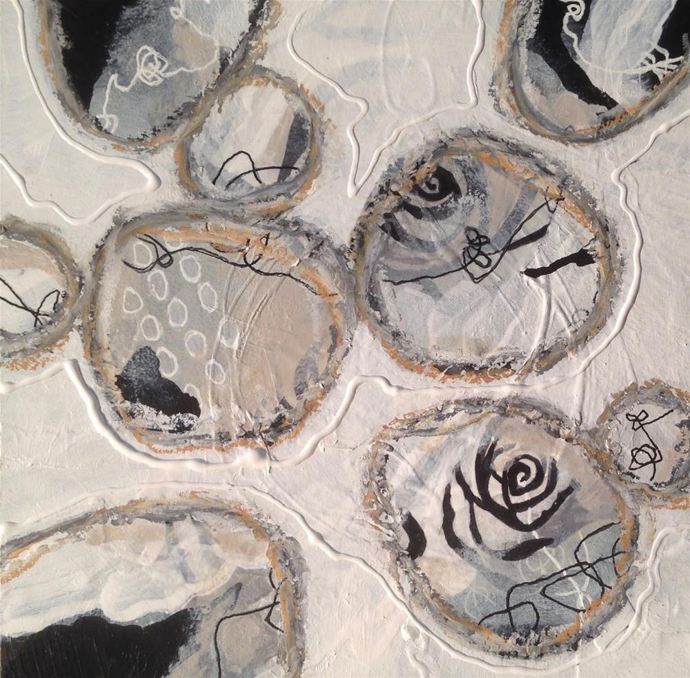"""""""Portals"""" original fine art by Dotty  Seiter"""