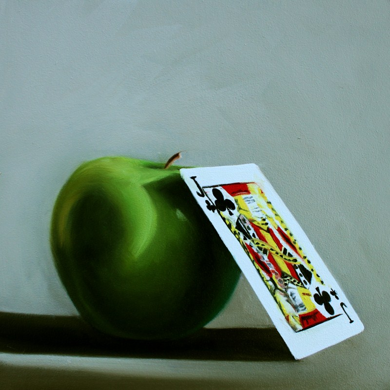 """Applejack"" original fine art by Lauren Pretorius"