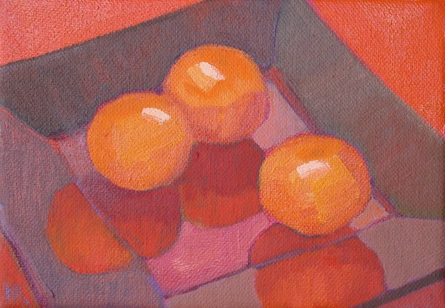 """Cuties"" original fine art by Nancy Roberts"
