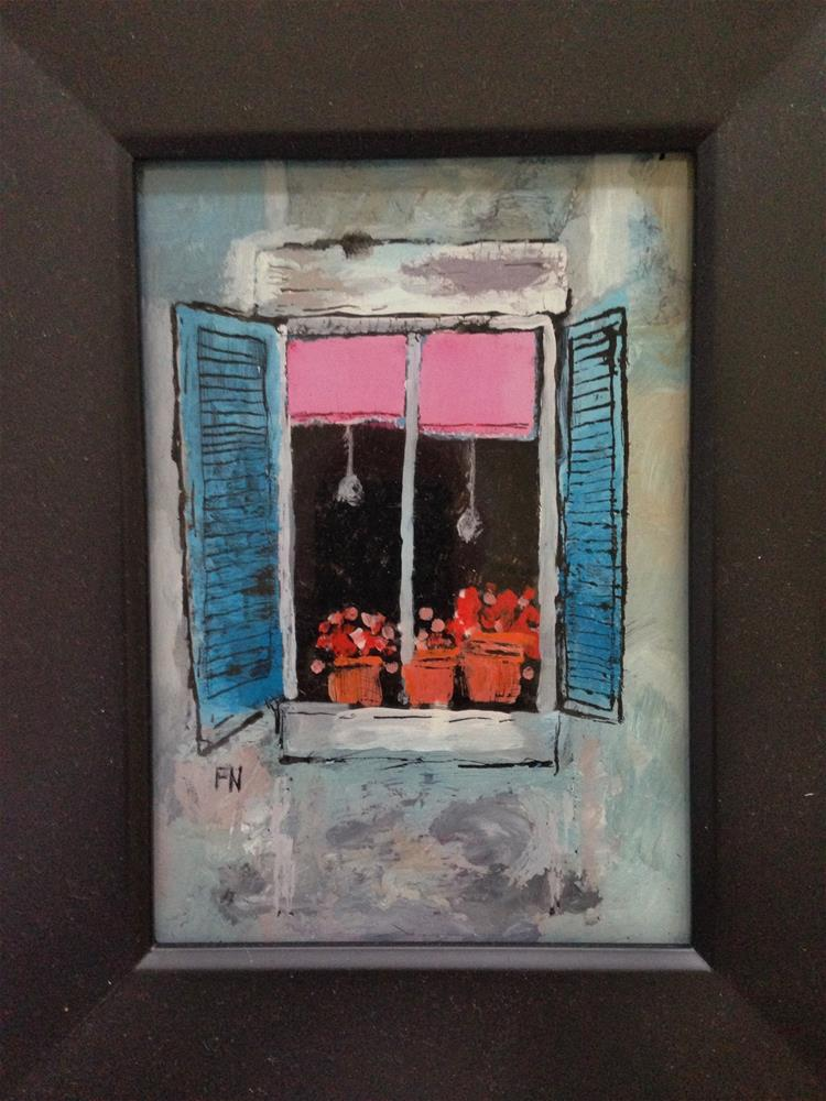 """""""Shutters and such"""" original fine art by Frank and Liangni Nelson"""