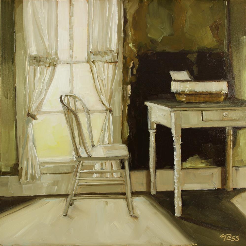 """Those Were The Days- Mary Hopkin"" original fine art by Tess Lehman"