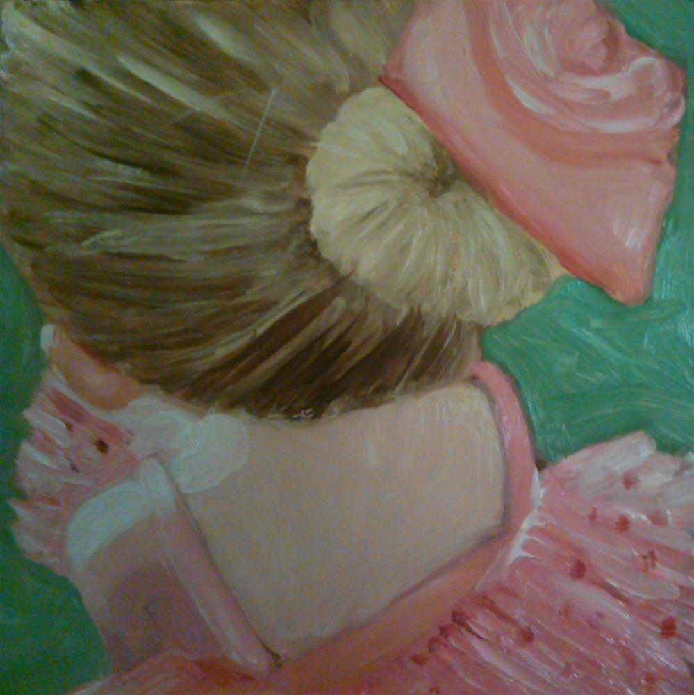 """The Recital"" original fine art by Gerri Obrecht"