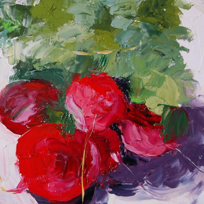 """Farmer's Palette"" original fine art by Deborah Harold"