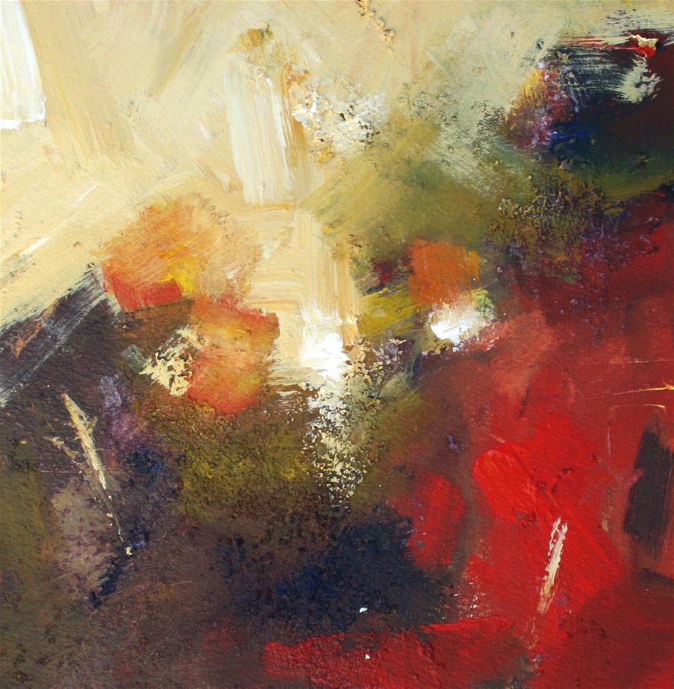 """""""Aglow"""" original fine art by Elizabeth Chapman"""