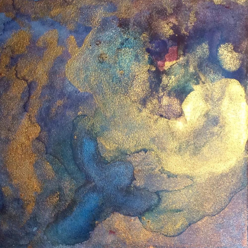 """Soaring"" original fine art by Susan Medyn"