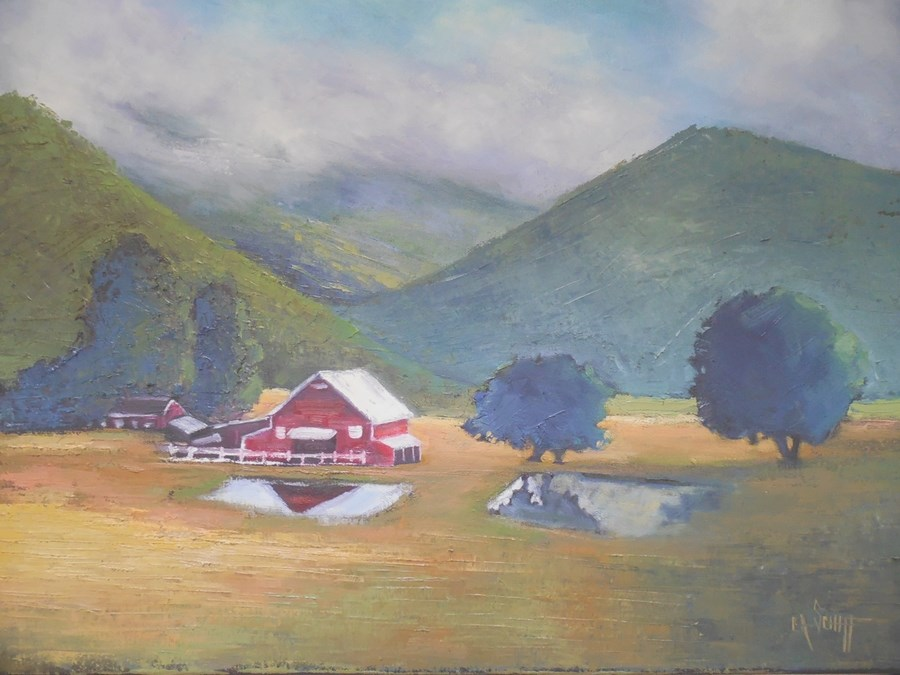 """Farm Landscape 