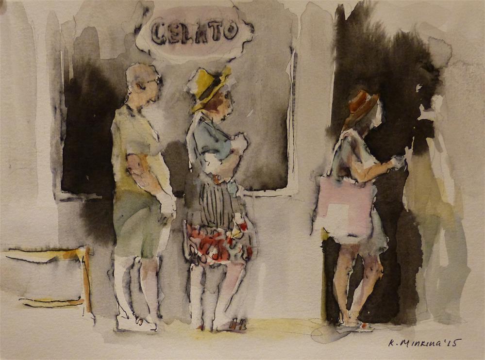 """maui10"" original fine art by Katya Minkina"