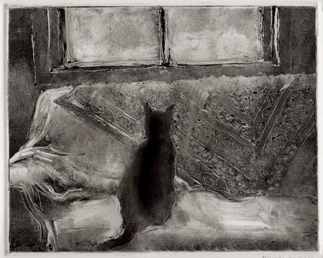 """Day Dreamer"" original fine art by Belinda Del Pesco"