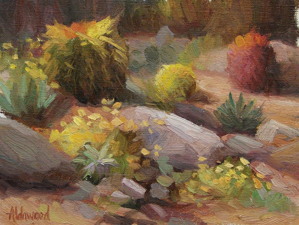 """November Colors"" original fine art by Sherri Aldawood"
