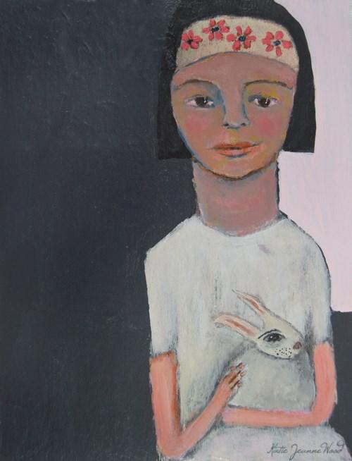 """""""Wanderlust"""" original fine art by Katie Jeanne Wood"""