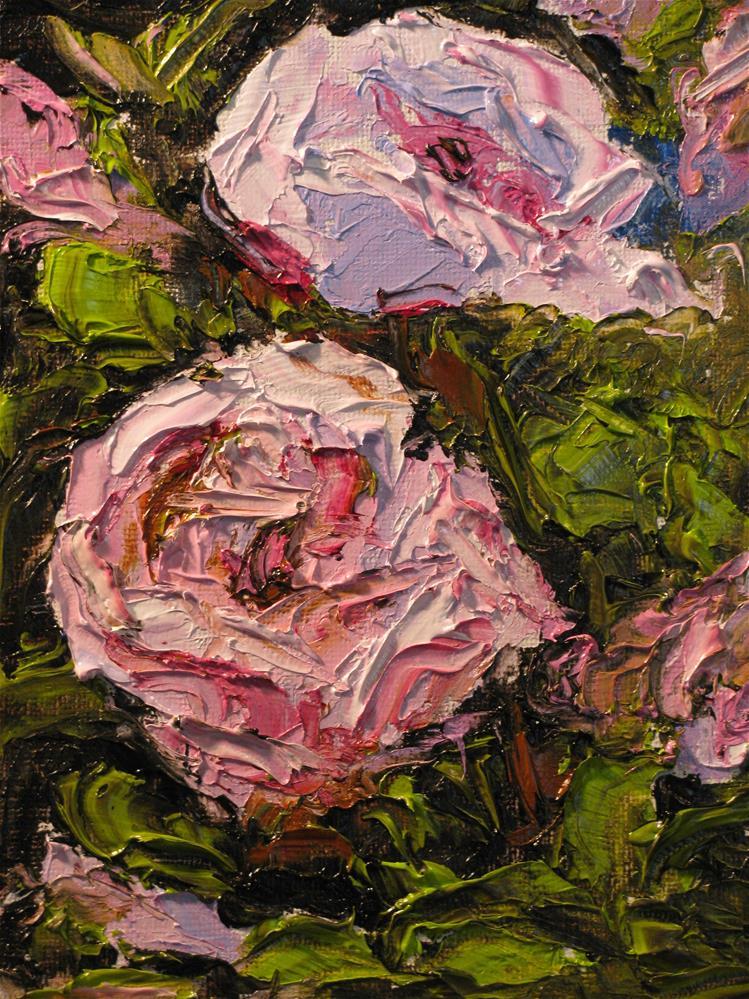 """Summer's Gems"" original fine art by Susan Elizabeth Jones"