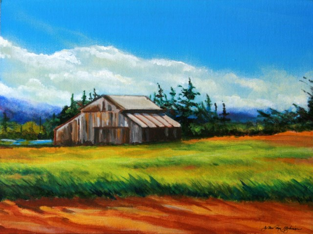 """Quiet"" original fine art by JoAnne Perez Robinson"