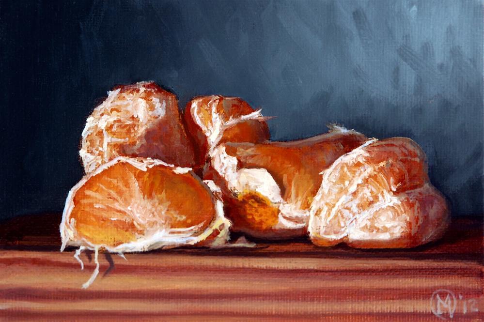 """Mandarin Gang of Five"" original fine art by Maurice Morgan II"