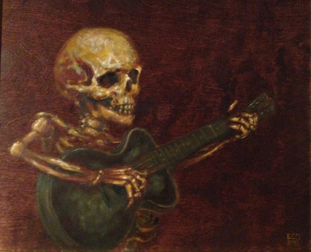 """Untitled"" original fine art by Eric Clay Dean"