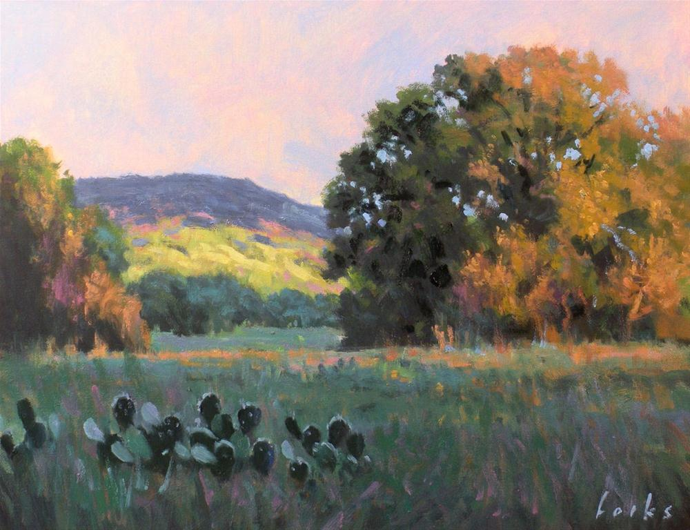 """Day Breaks"" original fine art by David Forks"
